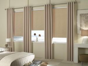 diseño cortinas-estores origianal salones modernos - copia