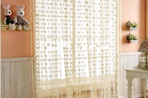 Dise o cortinas traslucidas para dormitorios infantiles - Cortinas para dormitorios infantiles ...