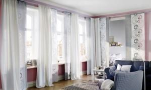 diseño cortinas y paneles japoneses para salones - copia