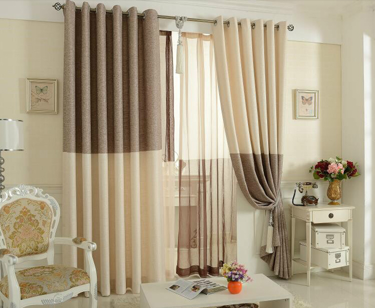 Pin cortinas y visillos on pinterest - Visillos para dormitorios ...