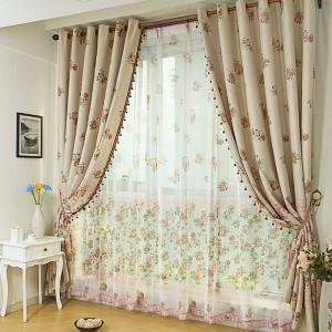 diseño floral cortinas salones - copia