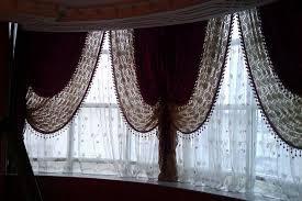 Dise o original cortinas para salon copia hoy lowcost - Diseno de cortinas para salon ...