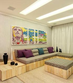 Decoraci n de ambientes cambia la tuya por poco dinero - Objetos decoracion salon ...