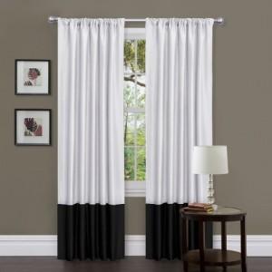 diseños sencillos cortinas salon - copia