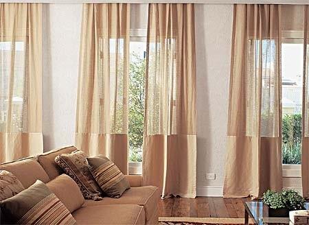 Estilo cortinas cortinas de bao estilo nrdico de bao - Cortinas estilo vintage ...