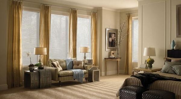 Modelos de persianas y cortinas salon hoy lowcost for Modelos de cortinas para salon