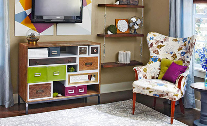 13 ideas geniales de decoraci n low cost hoy lowcost for Muebles low cost online