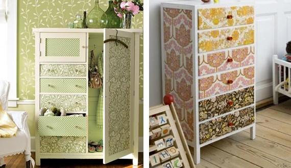 muebles restaurados para decoracion ambientes | Hoy LowCost