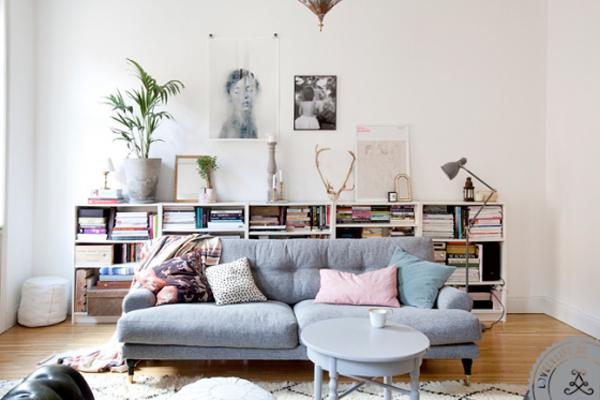 nueva decoracion cambiando muebles