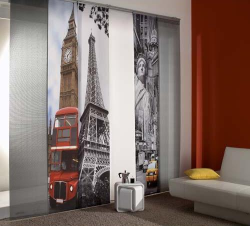 paneles japones decorados salones contemporaneos copia hoy lowcost. Black Bedroom Furniture Sets. Home Design Ideas