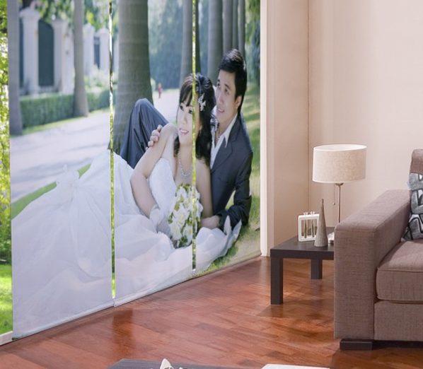 Paneles japoneses con fotos hoy lowcost - Fotos paneles japoneses ...