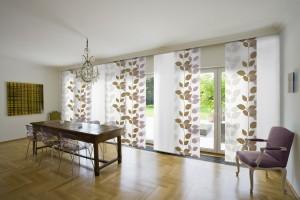 paneles japoneses para grandes ventanales