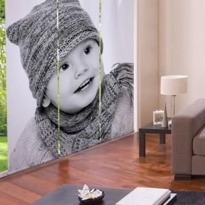 paneles japoneses personalizados con fotos
