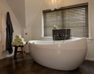 persianas baños modernos