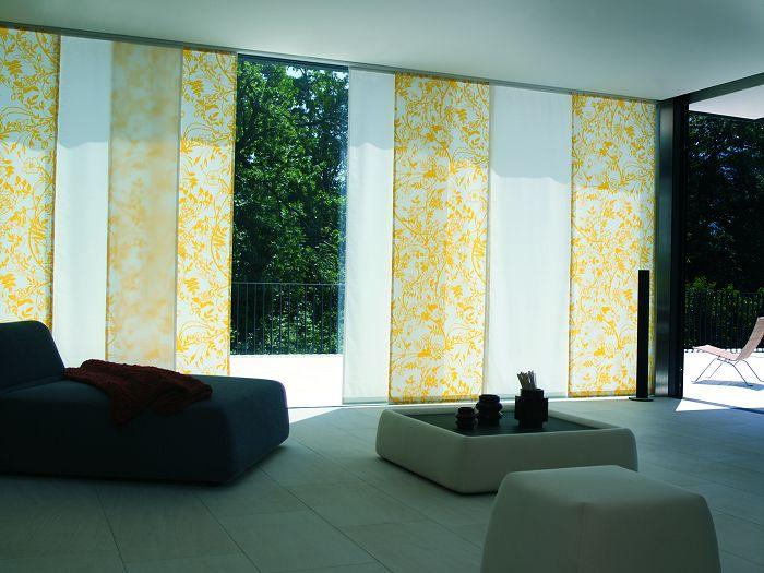 protagonismo de las cortinas en decoracion