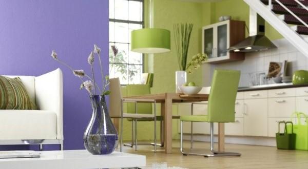 Colores para pintar paredes hoy lowcost - Color para paredes ...