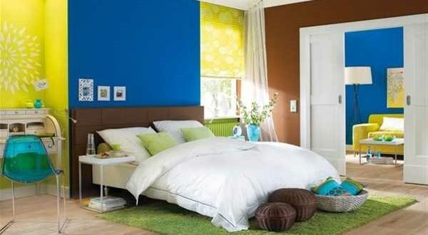 Combinacion de colores para dormitorio matrimonial hoy lowcost - Combinacion de colores para habitaciones ...