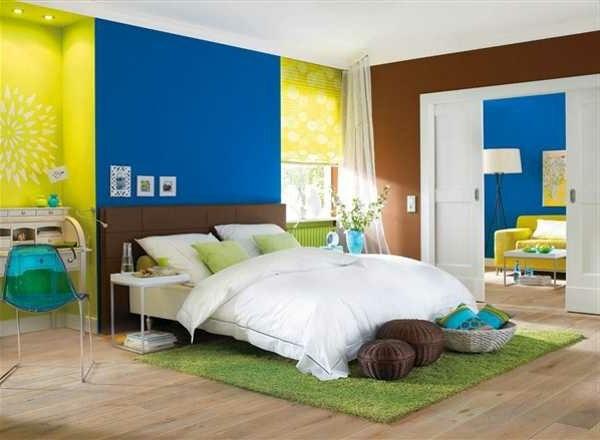 combinacion de colores para dormitorio matrimonial