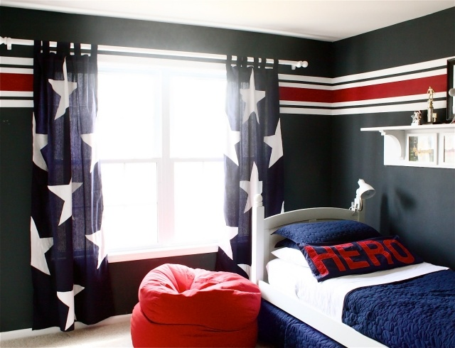 Colores para paredes modernas 2018 hoy lowcost - Combinacion colores habitacion ...
