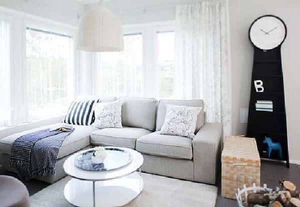decoracion salas de estar ikea