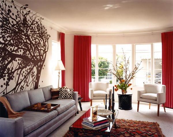 decoracion vinilos salas estar