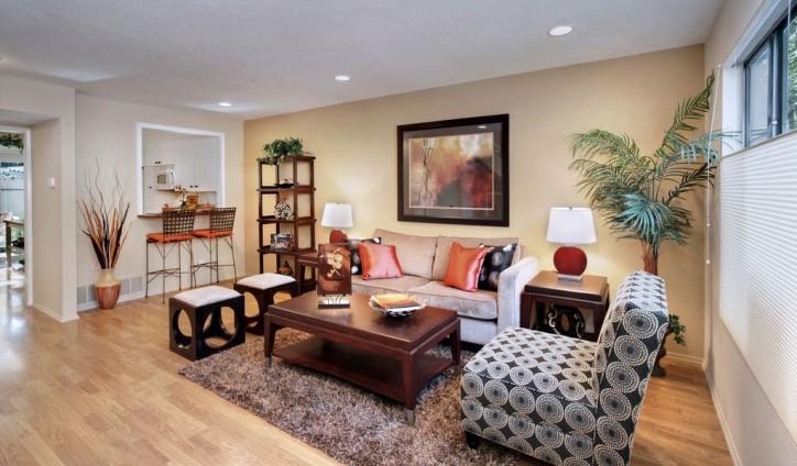 5 ideas para decorar salas de estar modernas hoy lowcost - Salones antiguos ...