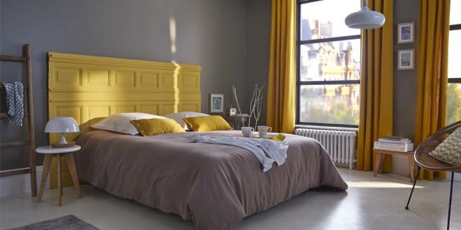 Dormitorio moderno colores para paredes hoy lowcost - Colores para paredes 2017 ...