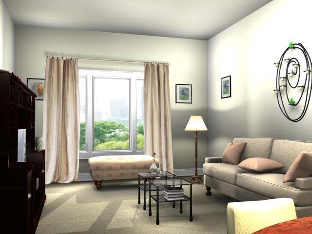 iluminacion decorativa sala de estar