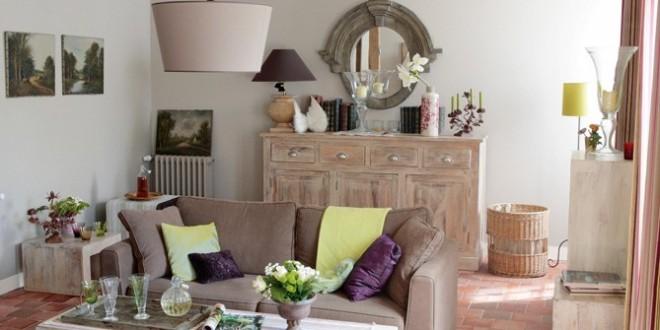 Muebles restaurados vintage para salas de estar hoy lowcost for Muebles restaurados vintage