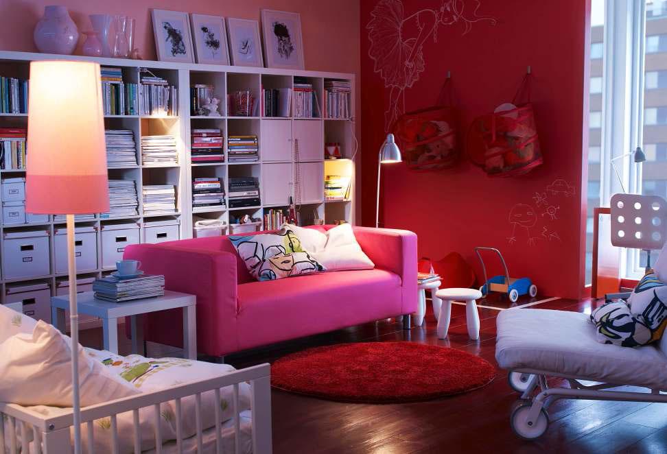 sala de estar decoracion barata