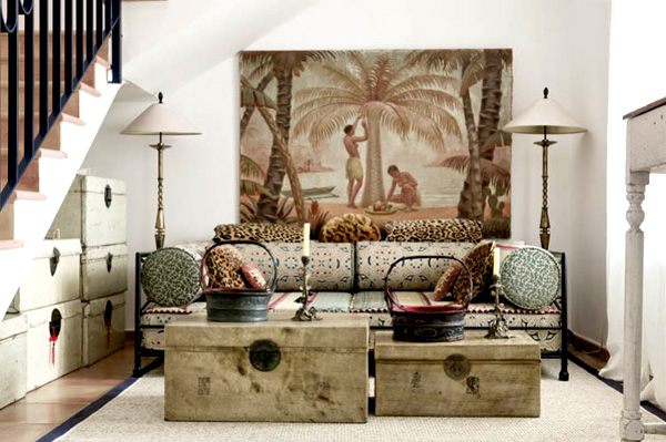 sala de estar original diseño