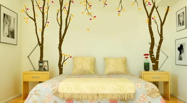 Vinilos baratos decoracion dormitorios hoy lowcost - Vinilos decorativos baratos ...