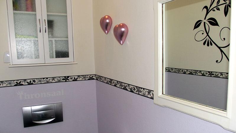 vinilos para baños modernos