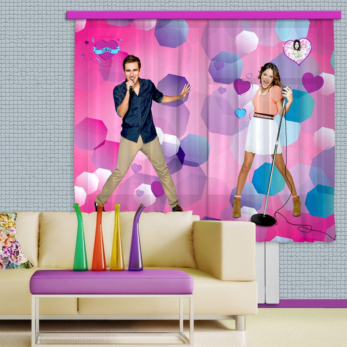 diseño cortinas personalizadas