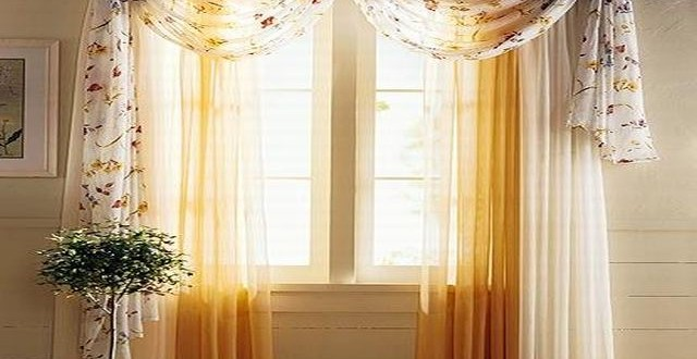 Tipos de cortinas modernas hoy lowcost for Cortinas modernas 2016