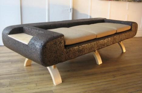 muebles de corcho diseño
