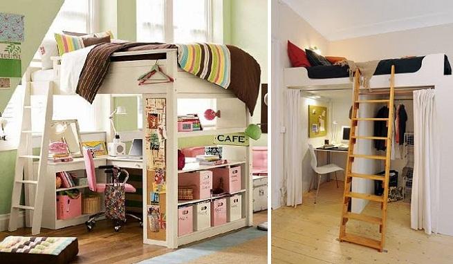 Decoraci n pisos peque os no renuncies a nada hoy lowcost - Soluciones para pisos pequenos ...