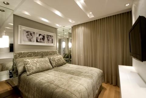 Dormitorios matrimonio modernos date un capricho hoy for Quadros dormitorio