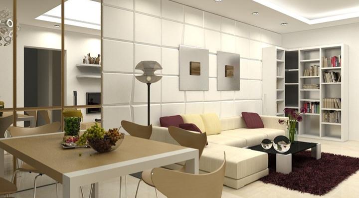 diseño pisos pequeños modernos