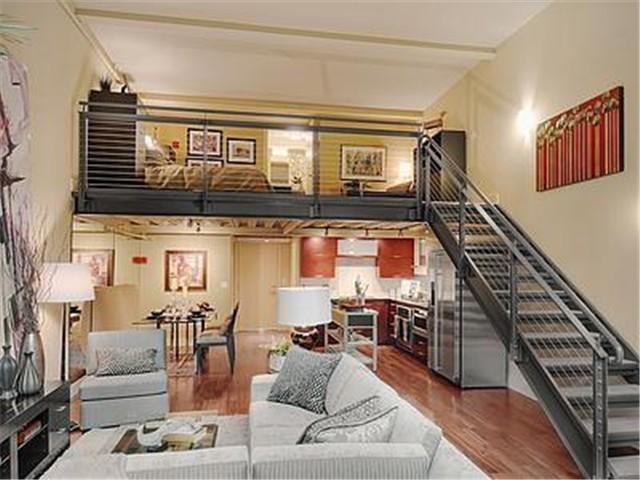 decoracion interiores departamentos rusticos:Decoración pisos pequeños. No tenemos que renunciar a nada