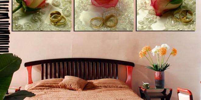 dormitorio matrimonio moderno pequeo