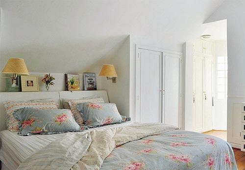 dormitorio matrimonio pequeo