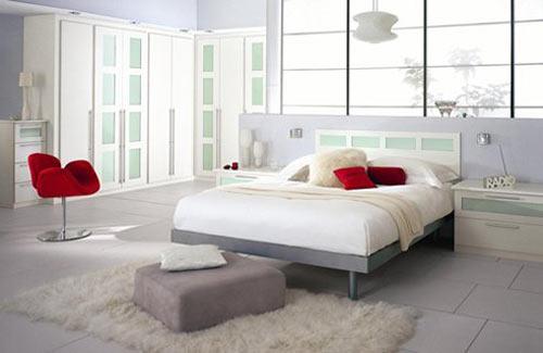 dormitorio moderno matrimonio