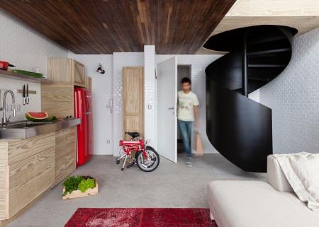 duplex decoracion moderna