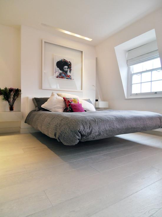 estor dormitorio minimalista