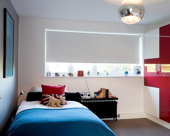 Estor enrollable dormitorio masculino hoy lowcost - Dormitorio masculino ...