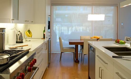 Estores cocinas modernas hoy lowcost - Estores para cocinas modernas ...