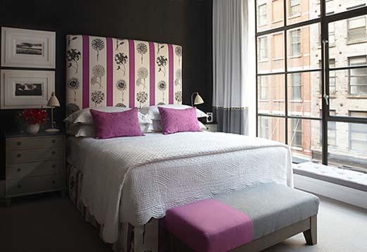 Decoracion dormitorios para mujeres