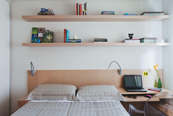 habitacion con area de trabajo