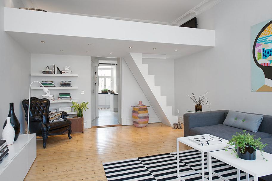 ideas diseño pisos pequeños